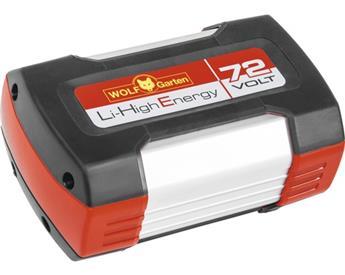WOLF Li-Hi Énergie Batterie 72V