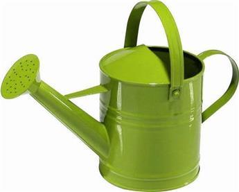 Arrosoir métal vert 1.6 litres