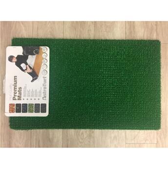 Paillasson Astroturf vert fonce 45/75 cm Qualité Premium