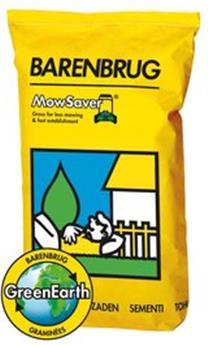 Barenbrug semences gazon Mow Saver 1kg ** Moins de tonde; pour robots**