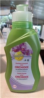 Saniflor engrais liquide Orchidée 0.5 L