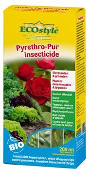 Ecostyle pyrethro Pur 200 ml ** Promo - 3€ déjà déduit ***