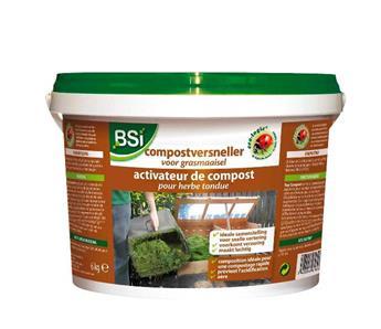 Activateur compost BIO 6 kg BSI Spécial pour le gazon