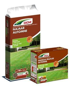 DCM engrais pelouse automne 20kg