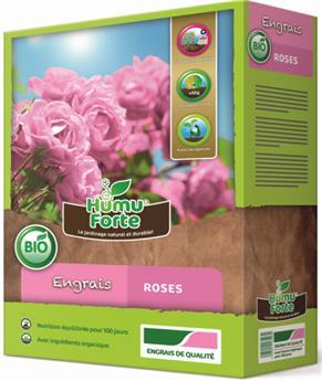 HumuForte Engrais Rosiers et Plantes fleuries 4KG