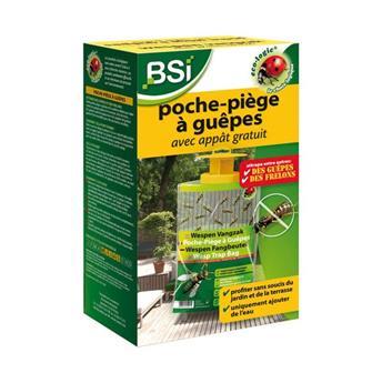 BSI Poche piège à guêpes et frelons.