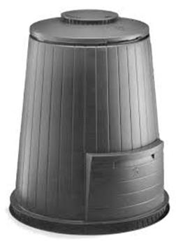 Composteur fut Milko 290 l Noir