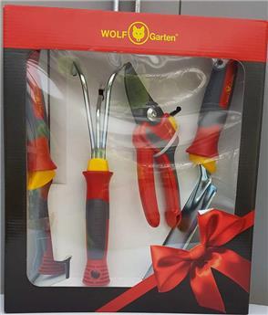 WOLF Set 4 petits outils :valeur 49.85€ Prix promotion: 29.95 €.