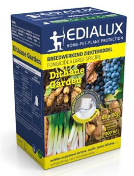 Dithane Garden ( 25 X 10 G) 250G Edialux