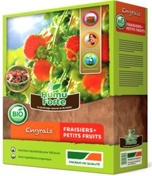 HumuForte Engrais Petit fruit et fruit 750GR BIO