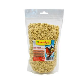 Granules de graisse avec insectes 600 g
