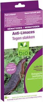 Nematodes anti limaces 20M²