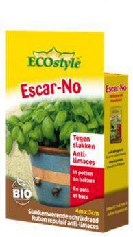 Ecostyle escar-go Ruban cuivre anti-limaces