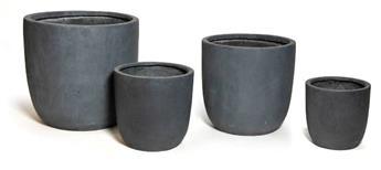 Clayfibre Egg Pot Lead D32H31 (Mg)